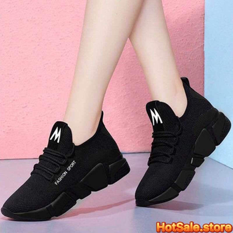 ส่งเร็ว?รองเท้าผ้าใบ?รองเท้าผ้าใบแฟชั่น✨รองเท้าทรงสลิปออน✨รองเท้าผ้าใบผู้หญิง?รองเท้าลำลอง ไม่เจ็บเท้า ไม่ยับ B-012