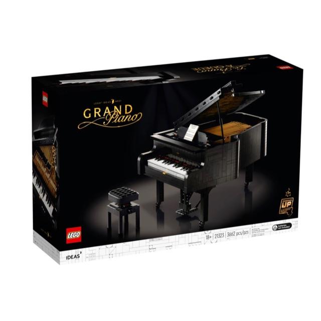 Lego Grand Piano 21323 Lego เลโก้เปียโน มีเสียง ของแท้