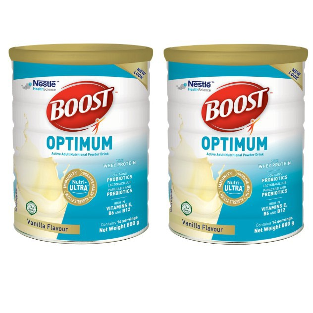 BOOST OPTIMUM POED 800 G.