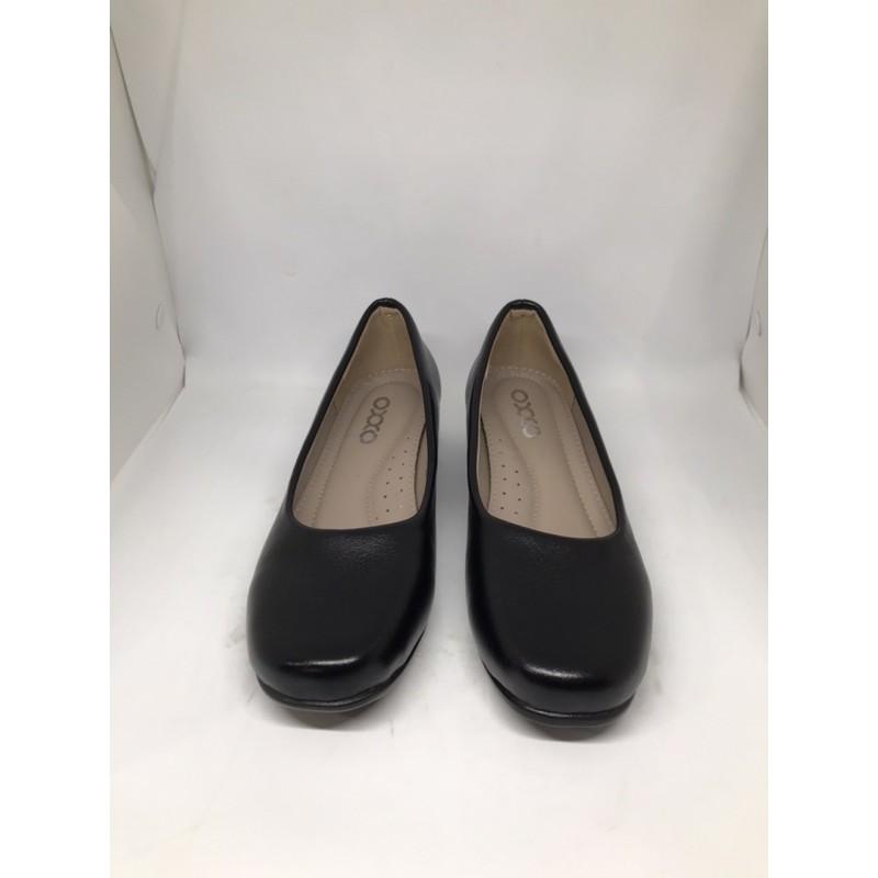 รองเท้าคัชชูนักศึกษา คัชชูทางการ คัชชูผู้หญิง คัชชูใส่ทำงาน คัชชูสูง1นิ้ว