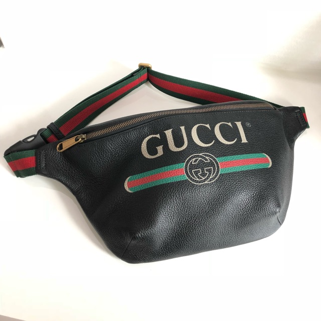 Gucci belt bag black
