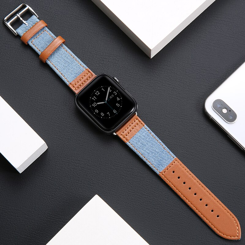Silicone strap Apple watch strap 6 se 44mm 40mm 38mm cartoon mouse printing strap Iwatch Series 5 43 42mm Bracelet