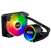 AZZA Blizzard ARGB CPU Liquid Cooler LCAZ 120R