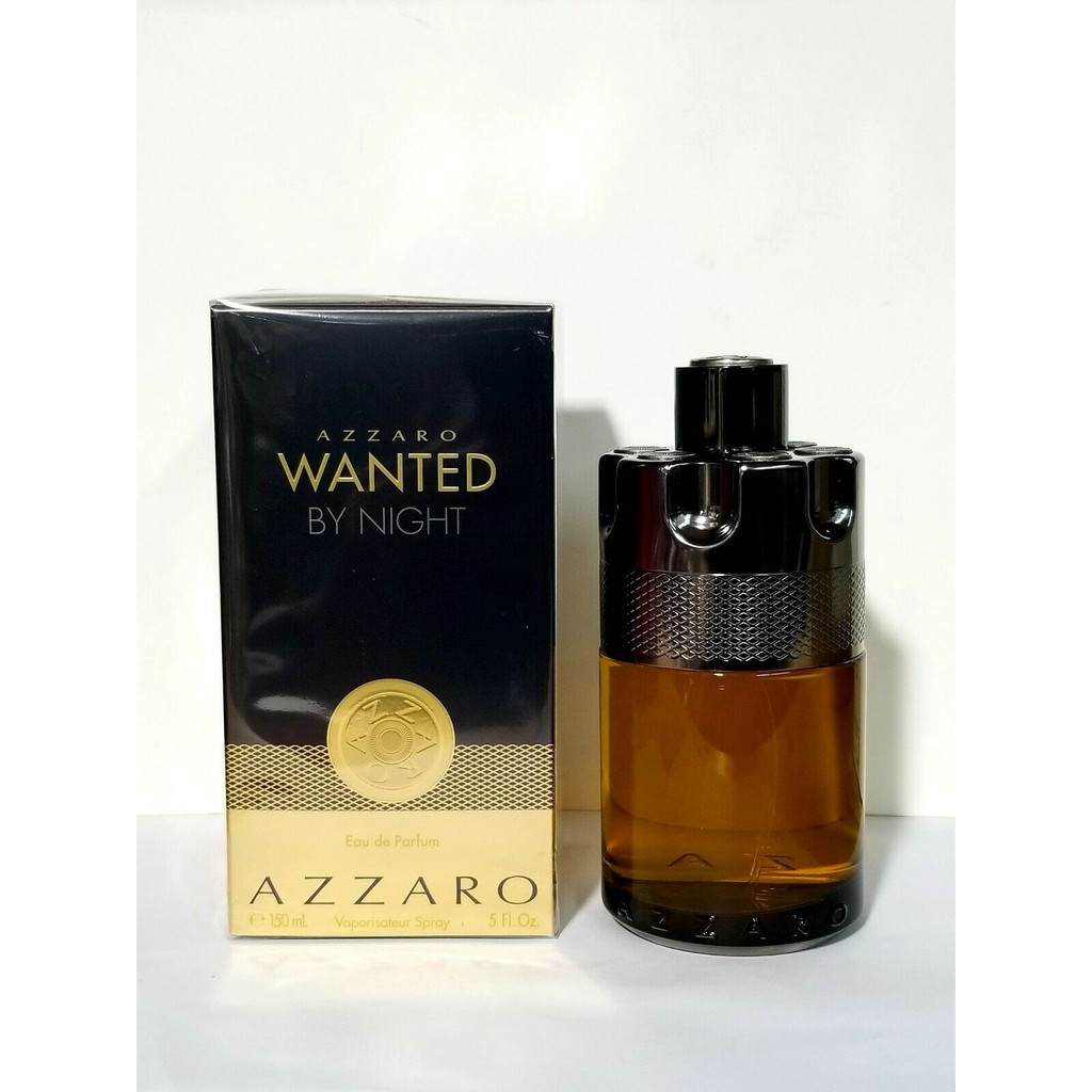 Azzaro Wanted By Night For Men 100ml