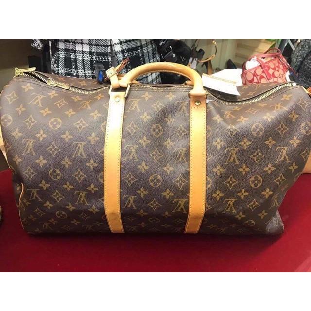 กระเป๋าเดินทางหลุยส์ 50cm. มือสองของแท้