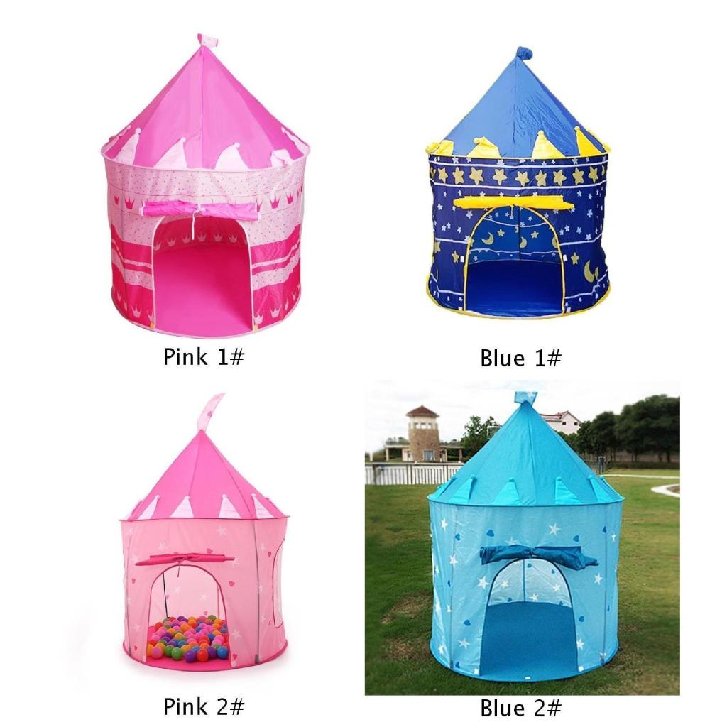 Funny Castle Design Ball Poor Game Play House Tent For Kids Children Baby Play Outdoor Fun & Sports