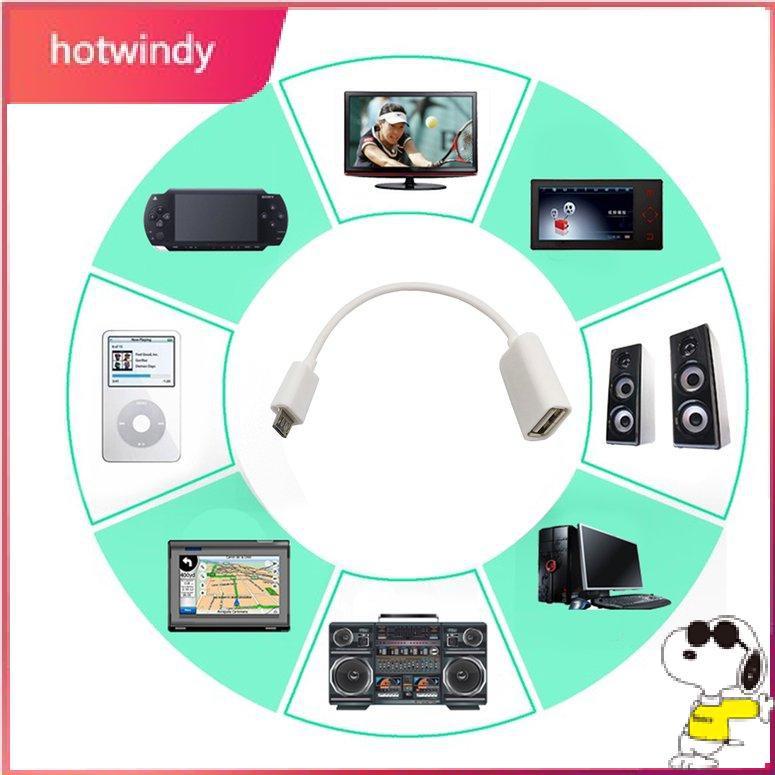 3In1 ชุดอุปกรณ์เสริมสําหรับ Raspberry Pi Zero Ad Ter Kit To Hdmi-Compatible Cro ชาร์จสาย Usb-Usb Female