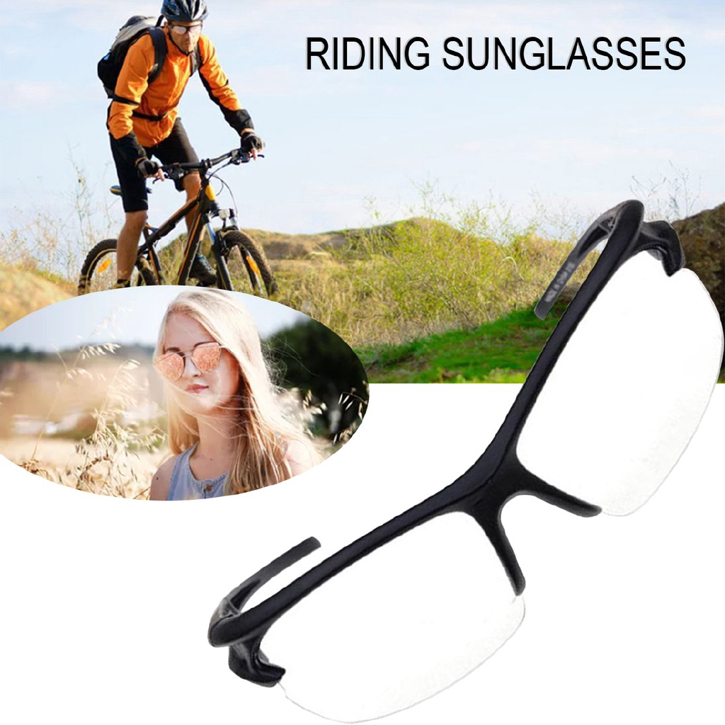Sport Goggles Bicycle Cycling Sunglasses UV400 Outdoor Driving Eyewear Glasses
