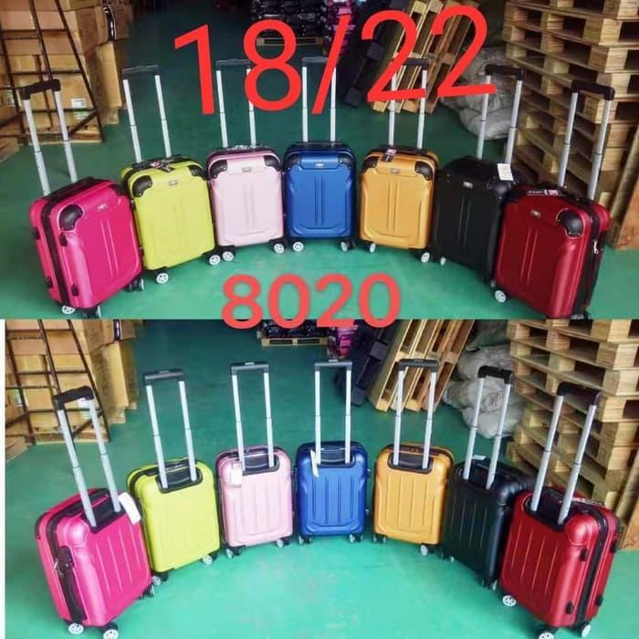 กระเป๋าเดินทาง 18นิ้วสีดํา Umroh