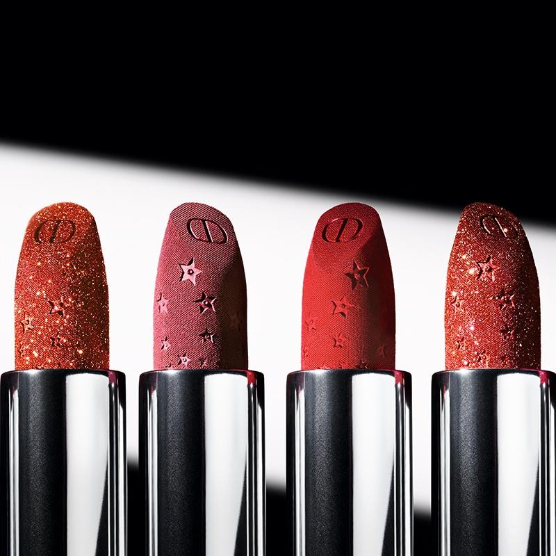 NEW✱[New listing] Dior Blue Gold Lipstick Starlight Edition 668 999 New