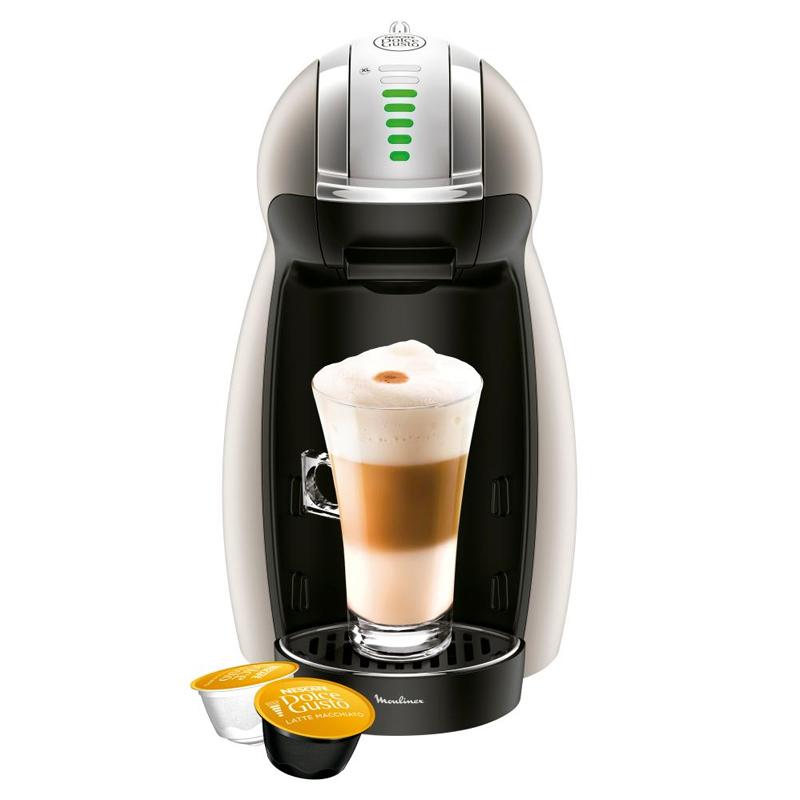 KRUPS เครื่องทำกาแฟแคปซูล 1500 วัตต์ รุ่น KP160T66