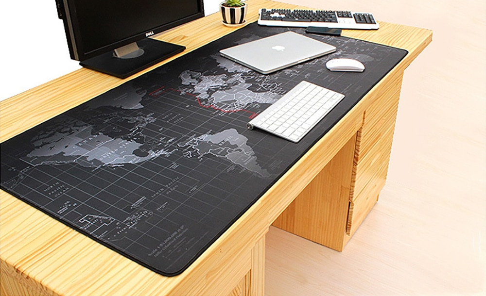 Gaming Mouse Pad Large Mouse Pad Gamer Big Mouse Mat For Pc Computer Mousepad Xxl Carpet Surface Mause Pad Keyboard Desk ราคาท ด ท ส ด