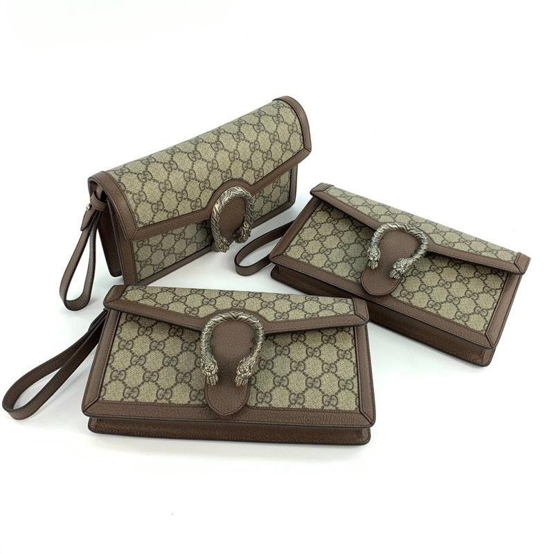 ถูกที่สุด ของแท้ 100% Gucci Dionysus supreme clutch