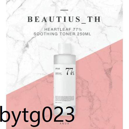 [anua] HEARTLEAF 77% SOOTHING TONER 250ml