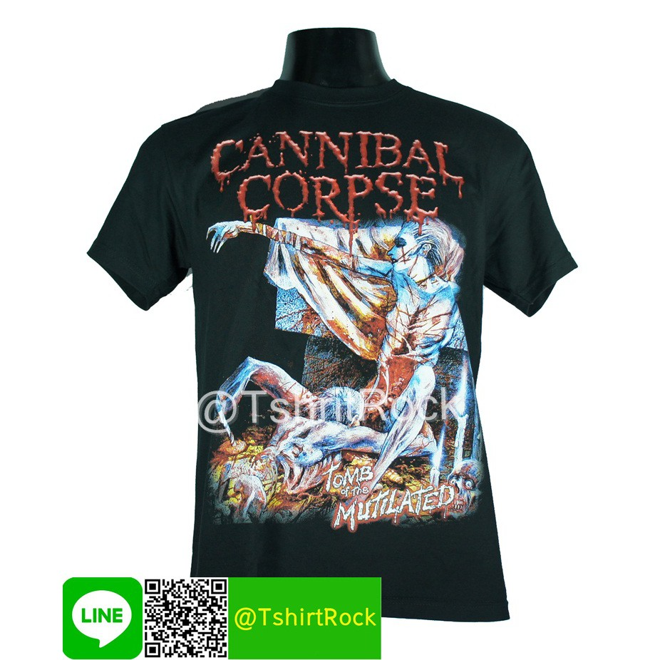 Cannibal Corpse Gallery of Suicide M L 2XL Black T-Shirt XL