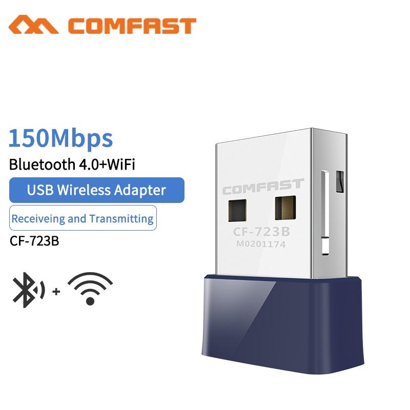 COMFAST USB Wireless Network Card WIFI Receiver Transmitter For Desktop Computer