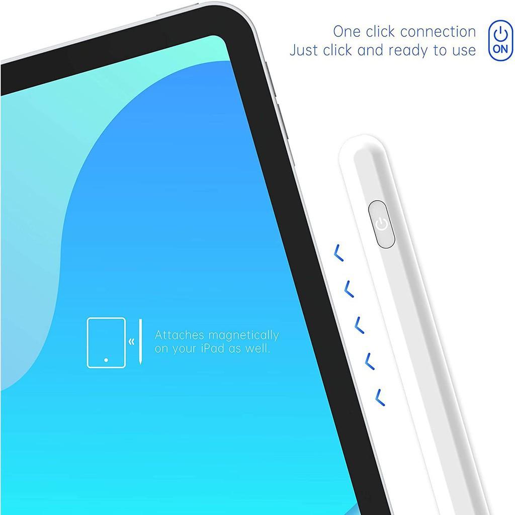 ℡[สำหรับ ipad] ปากกาไอแพด วางมือ IOS Pencil stylus สำหรับipad gen7 gen8 สำหรับapplepencil 10.2 9.7 Air4
