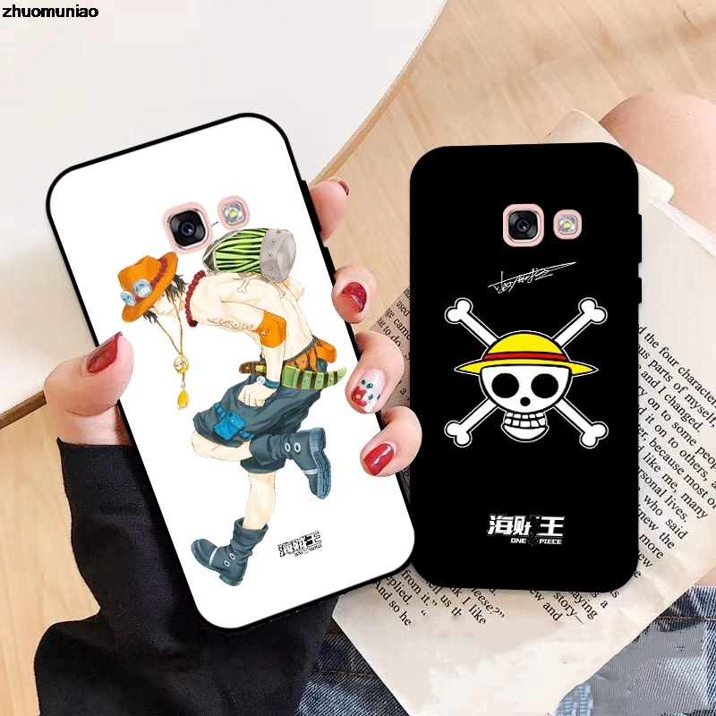 Samsung A3 A5 A6 A7 A8 A9 Pro Star Plus 2015 2016 2017 2018 WW Pattern-6 Silicon Case Cover