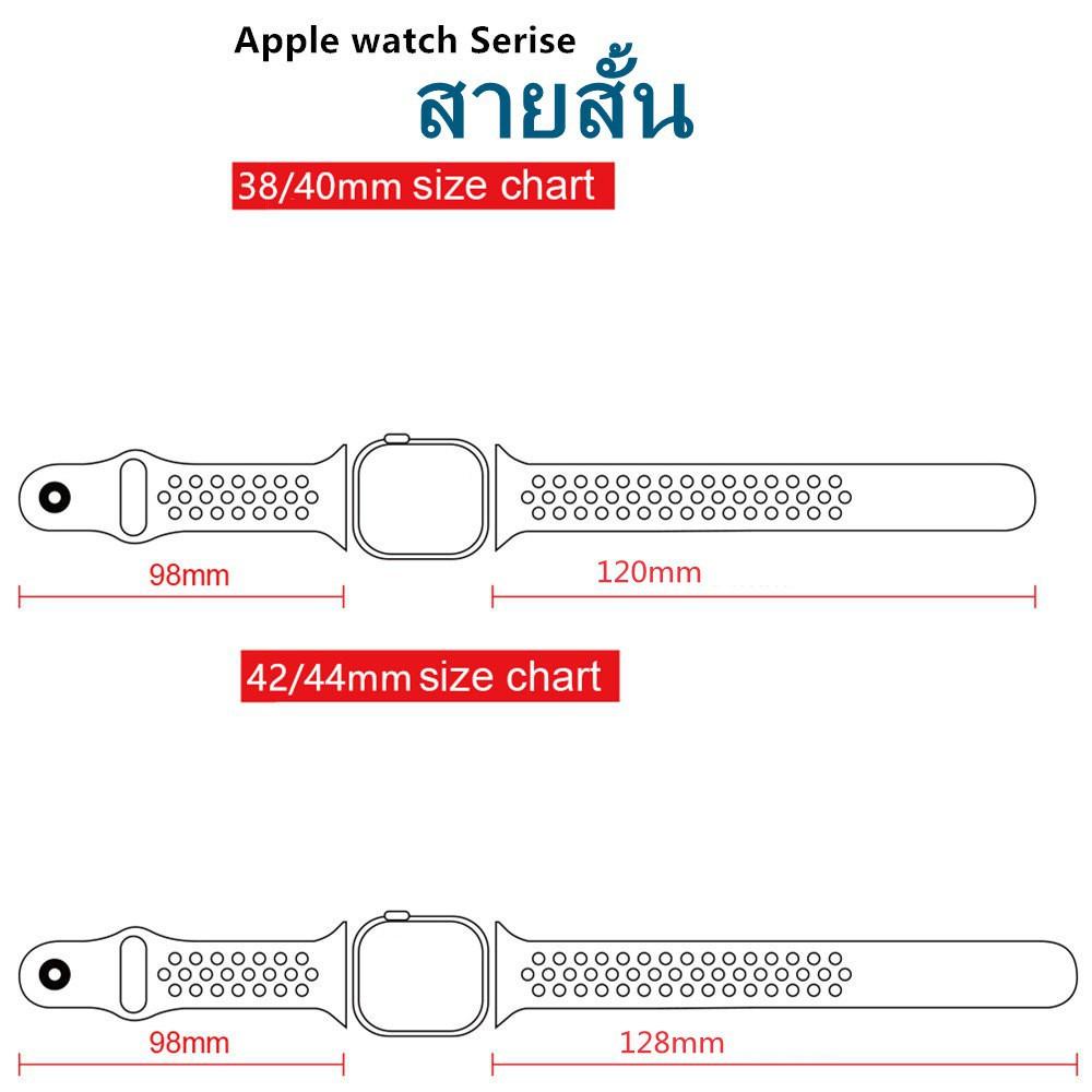 applewatch  สายนาฬิกา  สายapplewatch สายนาฬิกาแฟชั่น สายนาฬิกาApplewatch พร้อมส่งจากไทย!สายสำหรับ Apple watch ทุกSeries