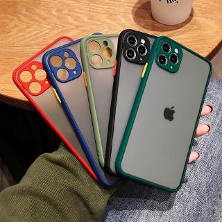 Review เคสไอโฟน case iphone เคส iphone se 6 7 8plus X XR XS Max 11 ProMax ปกป้องเลนส์กล้อง เคส iphone 11 Protect the camera lens