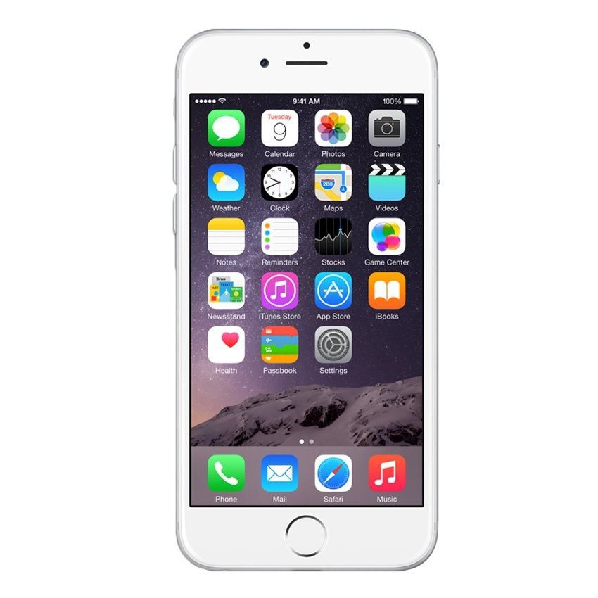 Apple iPhone 6 Plus 64 GB  Silver#38