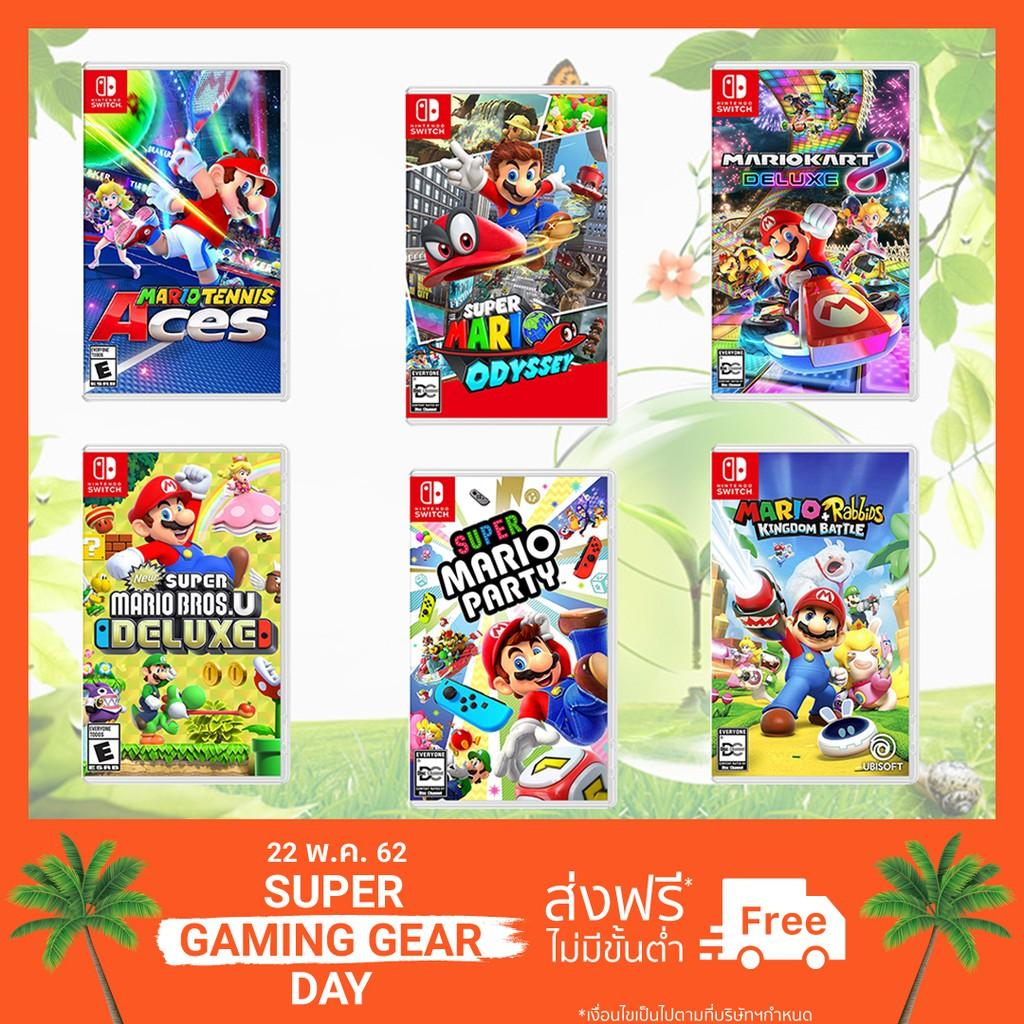 Game Hit Mario Nintendo switch