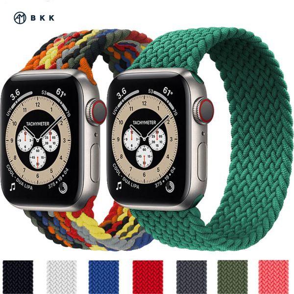 สายนาฬิกา Applewatch ผ้าไนลอน พร้อมส่ง‼️