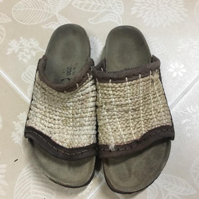รองเท้าแตะ ยี่ห้า Bikenstock มือสอง ของแท้
