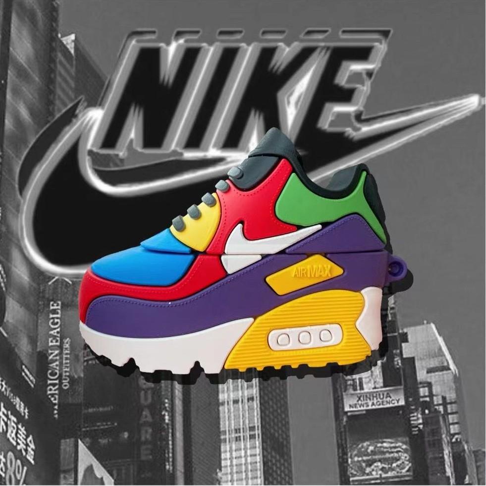 Nike Air Max90viotech เคส Airpods pro 1 2 Case แนวโน้ม แฟชั่นและความต้านทานการตก Airpod gen 2 pro แอร์พอร์ต โปร case