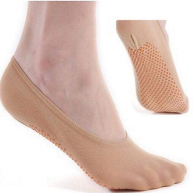 💃🏻คัชชู ถุงน่อง กันลื่นใต้ฝ่าเท้า 💋 รองเท้าคัทชูหัวแหลม รองเท้าส้นเข็ม ขั้นต่ำ 10 คู่