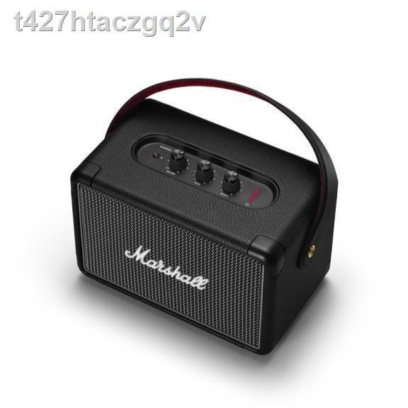 🔥รุ่นขายดี🔥ขายเฉพาะจุด🔥☽✈ลำโพงบลูทู ธ Marshall Kilburn II Bluetooth สีดำ - ชั้น 1 ปี + ส่งฟรีทั่วไทย (ลำโพงบลูทู , ล