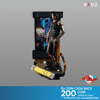 [Pre-Order]  Pure Arts : Cyberpunk 2077 Johnny Silverhand Figure 1/4 Regular Edition วางจำหน่าย Q1 2021