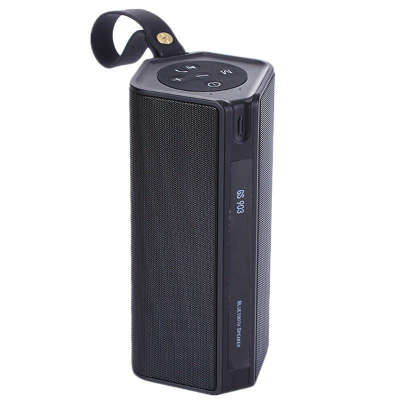 TWS Wireless bluetooth 5.0 Speaker Waterproof Outdoor Super Bass Stereo FM Radio