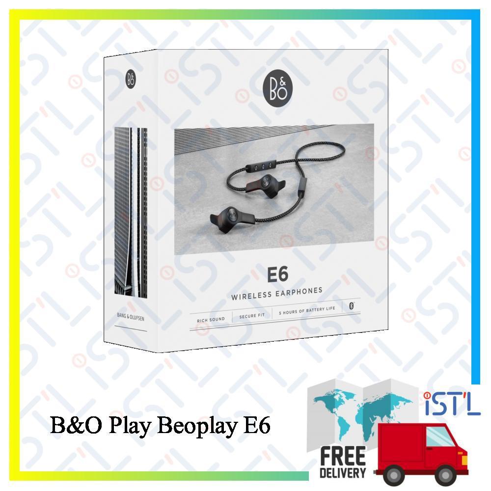 B&O Play Beoplay E6  in-Ear Wireless Earphones