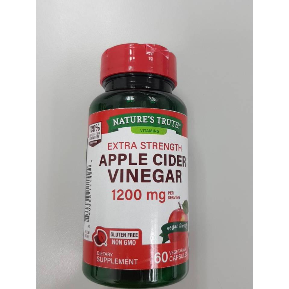 พร้อมส่ง Nature's Truth Apple Cider Vinegar