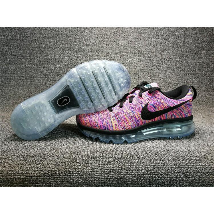 รองเท้าผ้าใบ Nike Air Max 2016 Flyknit สำหรับผู้ชาย