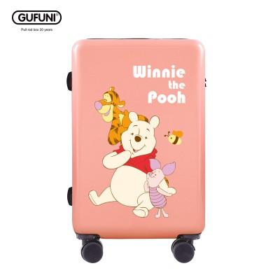 หมดค่ะ สั่งเพิ่มได้ กระเป๋าเดินทางหมีพูห์น่ารัก size18