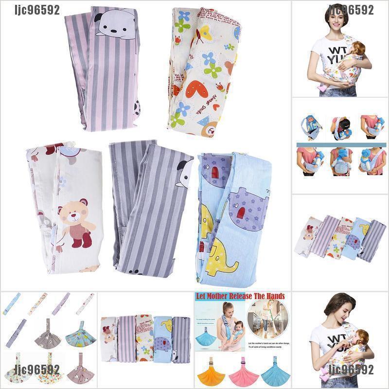 Multifunction Ergonomic Baby Child Soft Carrier Adjustable Sling Front Packs