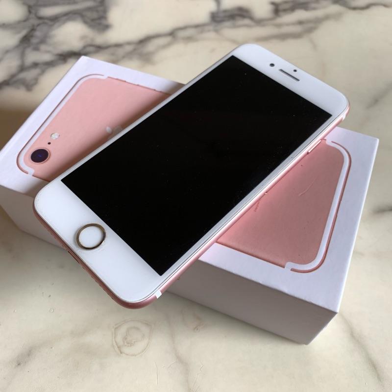 apple iphone7 ราคามือสอง 32GB  มือ2