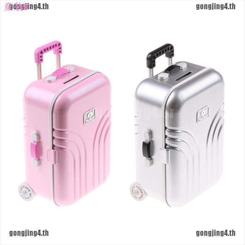 【ที่ต้องการ】¥&Gong4 กระเป๋าเดินทางขนาด 18 นิ้วสำหรับตุ๊กตา American
