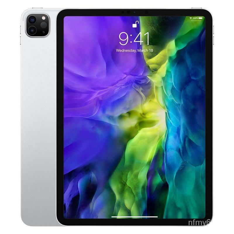 """lOX4 [Mã SKAMA07 giảm 8% đơn 250k]Máy Tính Bảng Apple iPad Pro (2021) 11"""" WiFi + Cellular (4G) - 256GB - Hàng Nhập Khẩu"""