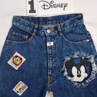 Image # 2 of Review 1.MICKY  MOM JEANS  เอววัดจริง  24-25