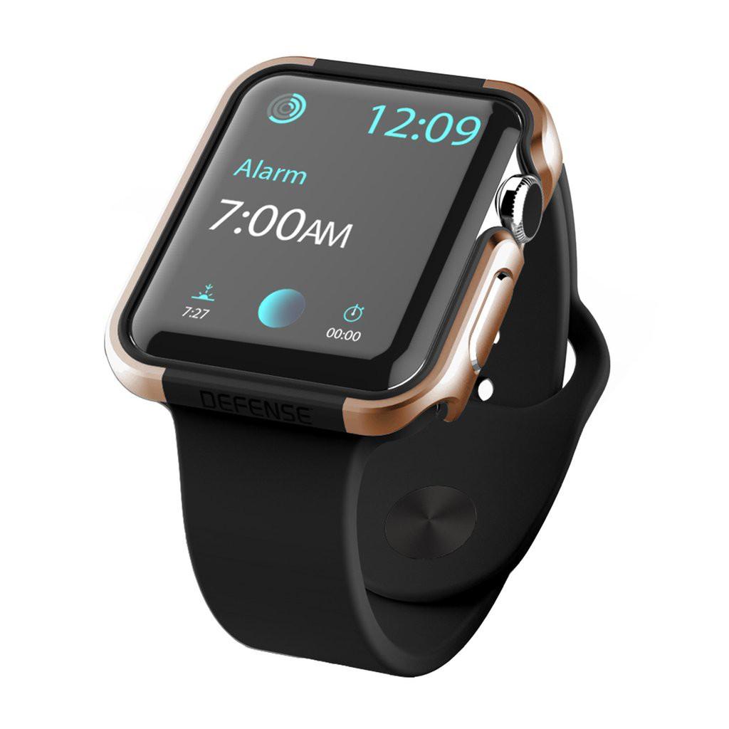 X-Doria 42mm Apple Watch Case Defense Edge (สีน้ำตาล)