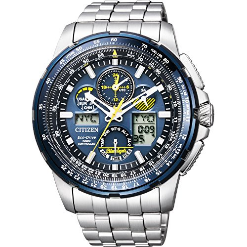 CITIZEN PROMASTER Promaster Eco-Drive Sky series limited Angels model JY8058-50L