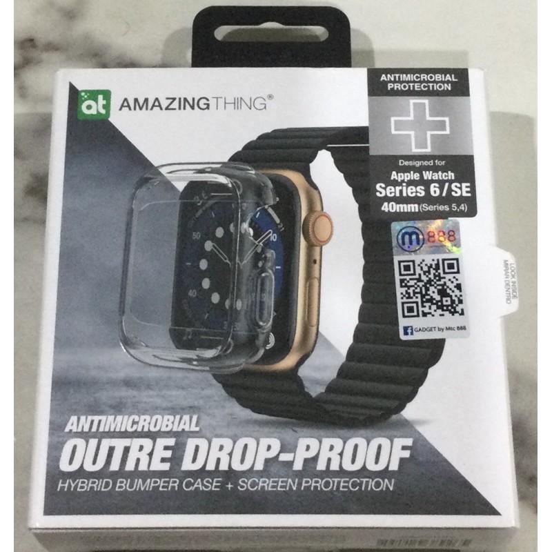 พร้อมส่ง AMAZINGthing Casing for Apple Watch Case 40 MM by Studio7