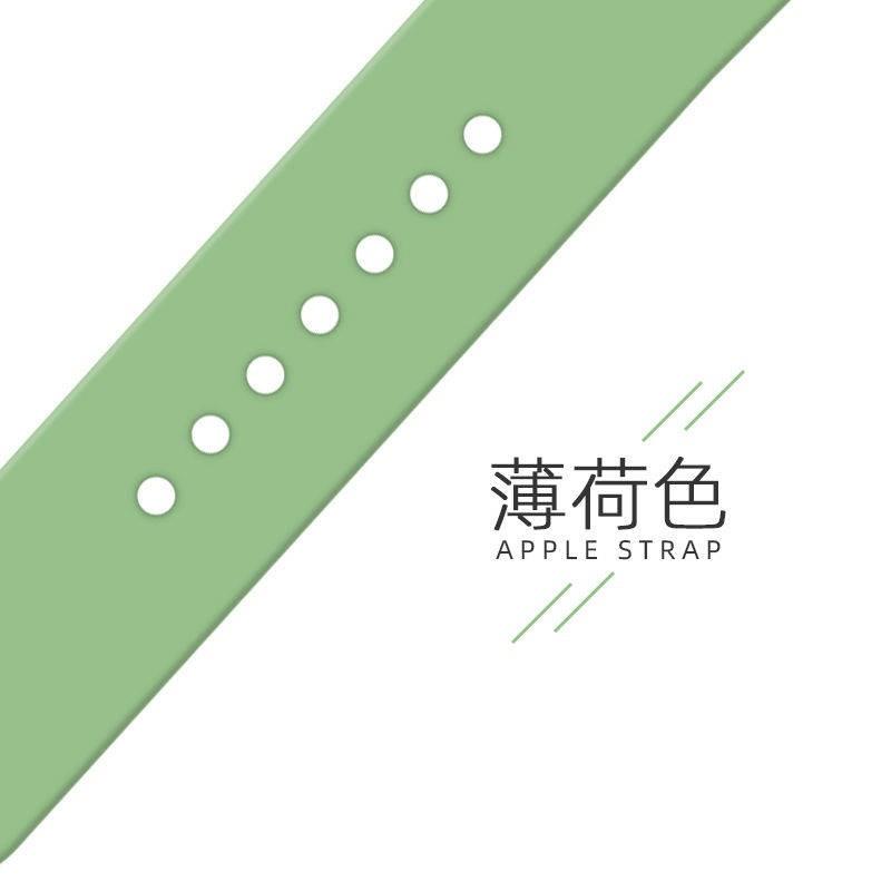 💥 สาย applewatch 🔥 ใช้งานได้กับ iwatch6 รุ่น Apple watch se สาย Applewatch 42/38/40 / 44m3 / 4/5 รุ่น