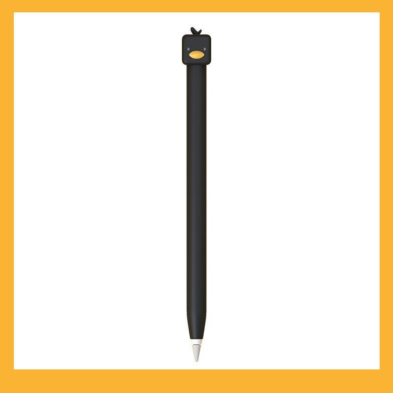 ปากกา ปากกา zebra ปากกามูจิ พร้อมส่ง เคสปากกา applepencil เคสปากกาเป็ด เคส pencil Gen1 ปลอกปากกา เคสซิลิโคน case penci