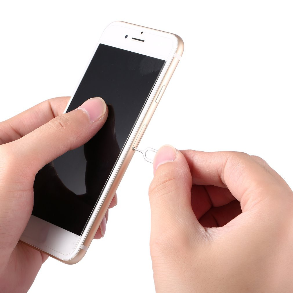 เข็มจิ้มถาดซิมโทรศัพท์มือถือ สำหรับ Apple iPhone 3 G 3GS 4 4S 5