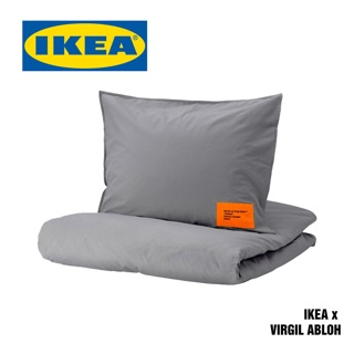 Virgil Abloh X Ikea Markerad Eu Duvet