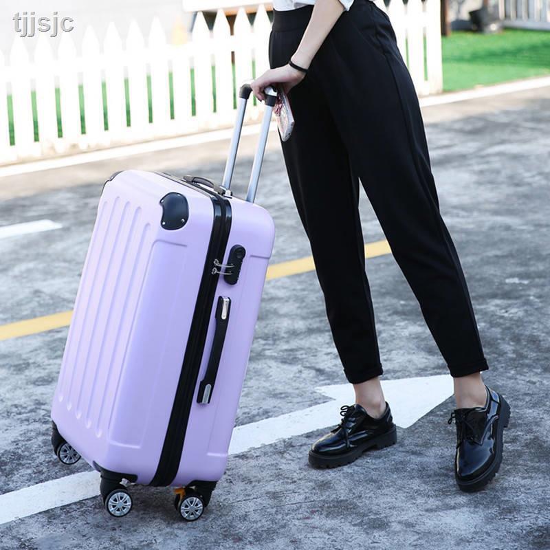 กระเป๋าเดินทางขนาด 20 นิ้ว 24 นิ้ว